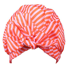 Load image into Gallery viewer, Yes Studio Stripes Shower Cap