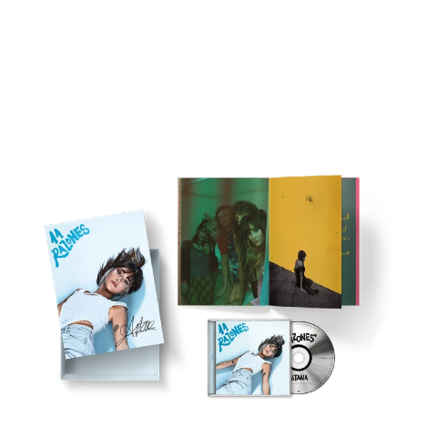 11 Razones (Deluxe Box firmada + CD Jewel + Revista)