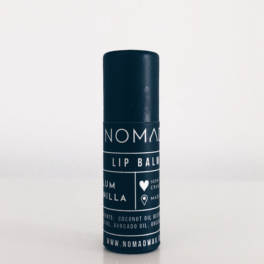 Herbal Mint - Natural Lip Balm - Case of 10