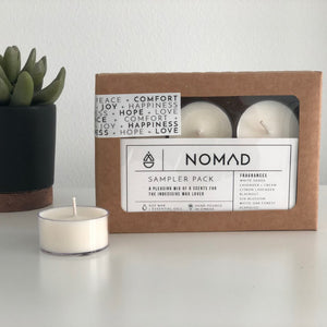 Wholesale Sampler Pack - Set of 6 Tealights
