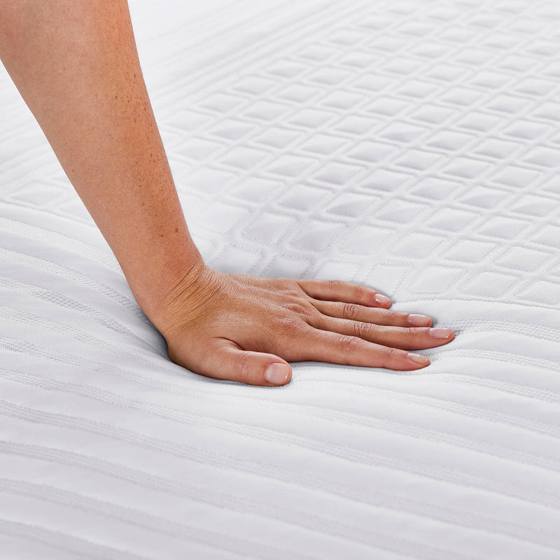 premium cooling 10-inch gel memory foam mattress