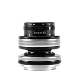 LENSBABY Composer Pro II with Sweet 80 Optic