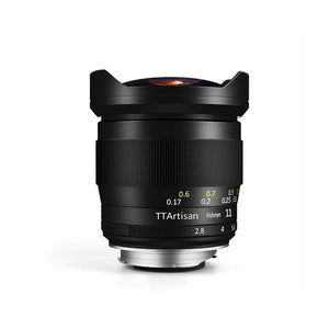 銘匠 TTartisan 11mm F2.8 TL Mount 魚眼鏡頭