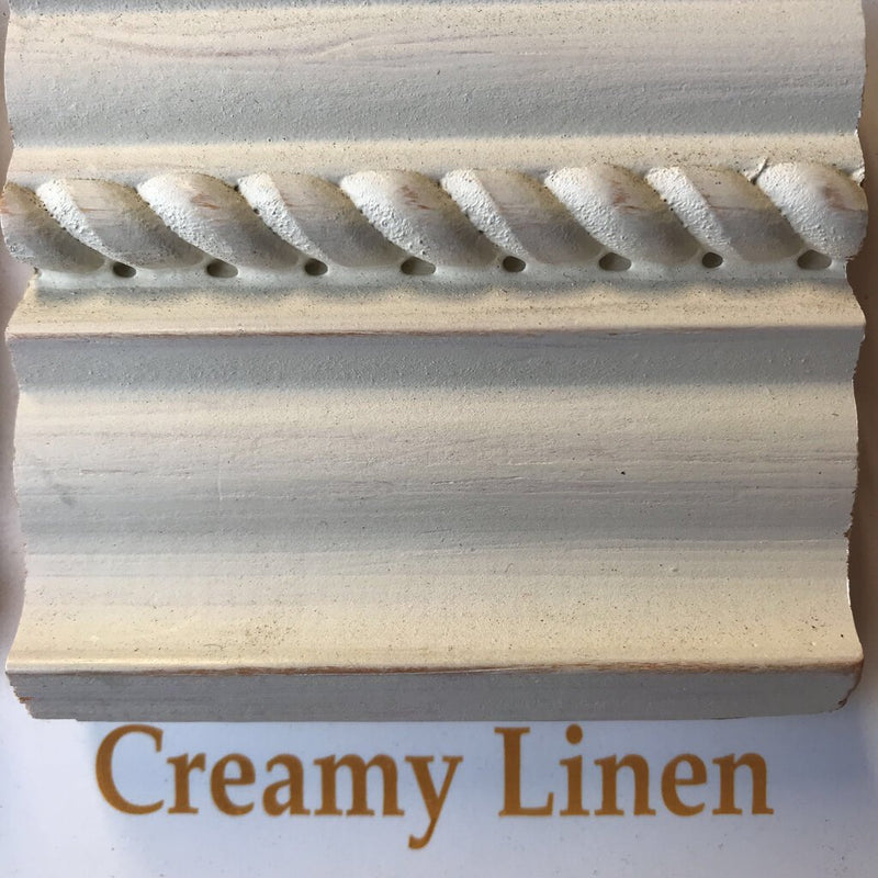 """CREAMY LINEN"" SAMPLER - Finders Keepers Furniture"