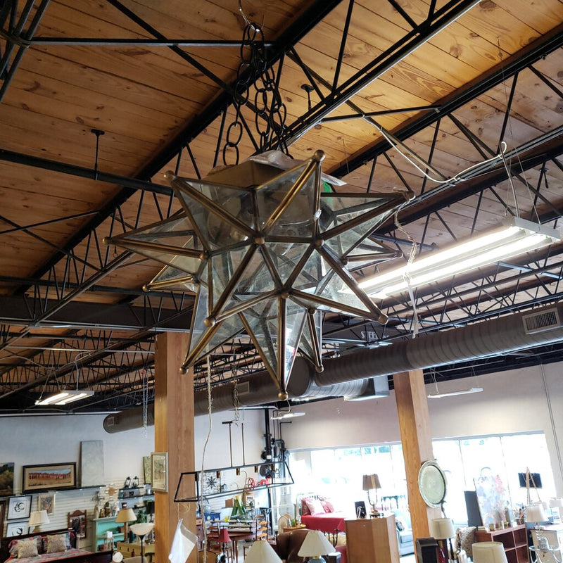 Moravian Star Lighting (RT.$229)