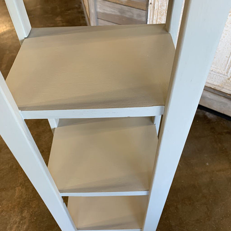 Painted Tower Shelf