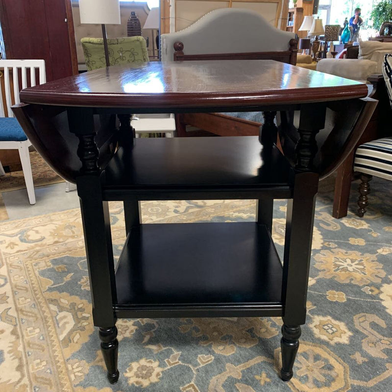 Drop Leaf Adjustable Height Bistro Table - Finders Keepers Furniture