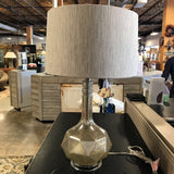 Mercury Glass Lamp - Finders Keepers Furniture