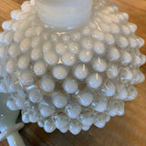 Hobnail Perfume Bottle As-is