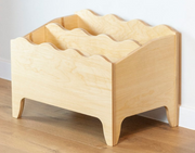 Montessori Natural Hand Made Bookcase