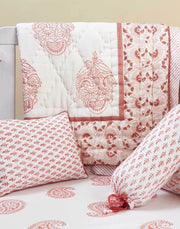 5 Pieces Crib Quilt Set - Perfect Newborn Gift