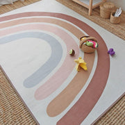 Rainbow Play Mat for Children