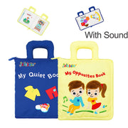 Montessori Quiet Books