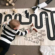 Adventure Crawling And Play Mat