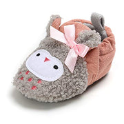 Baby Unisex Non Slip Walking Slippers