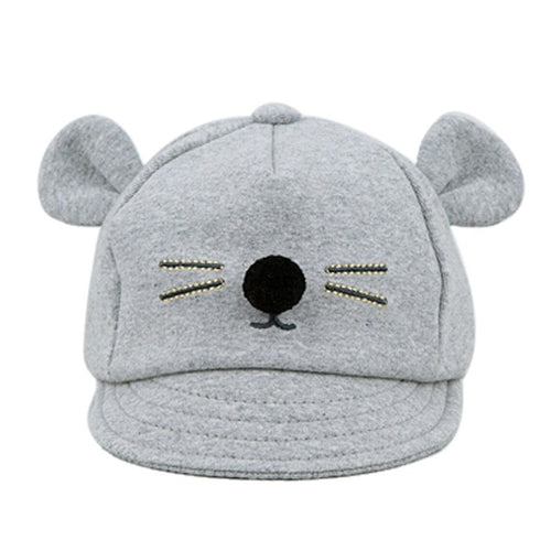 Kids Baby Hat Cute Bunny Rabbit
