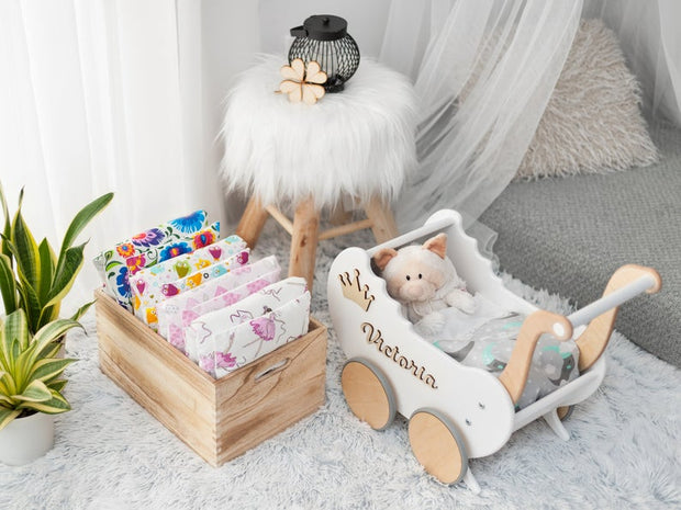 Doll Walker Personalised With Name