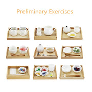 Montessori Preliminary Exercises