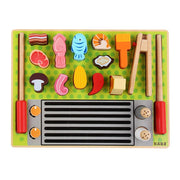 BBQ Pretend Play Wooden