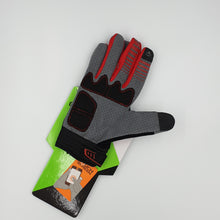 Load image into Gallery viewer, LONG LIGHT GEL RED GLOVES