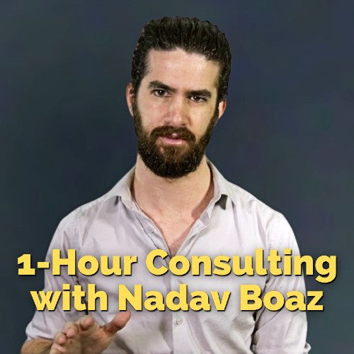 Executive Coaching Session with Nadav Boaz