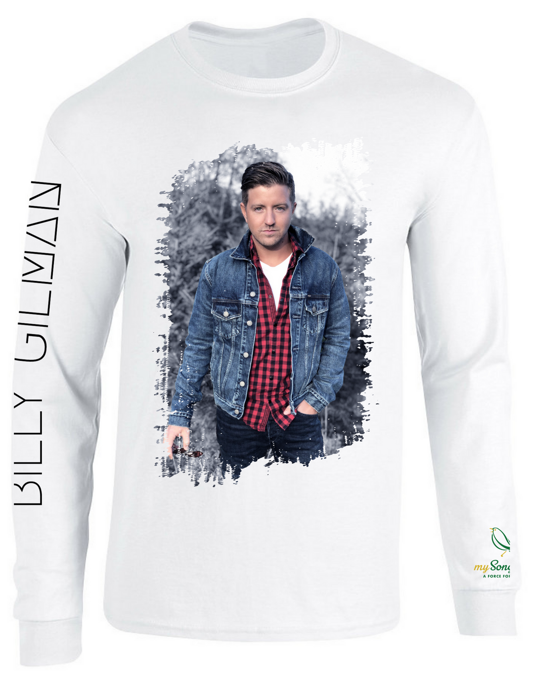 Billy Gilman x mySongbird Long Sleeve T-Shirt