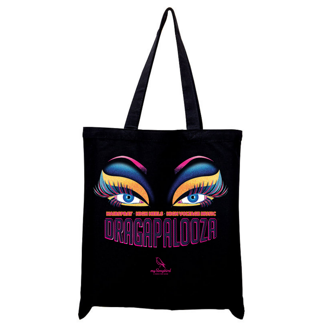 Dragapalooza Tote Bag