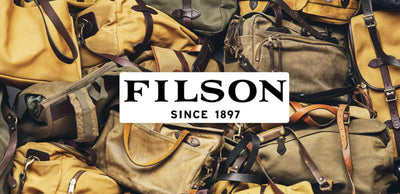 Filson since 1897 - KVALITET I OVER 120 ÅR