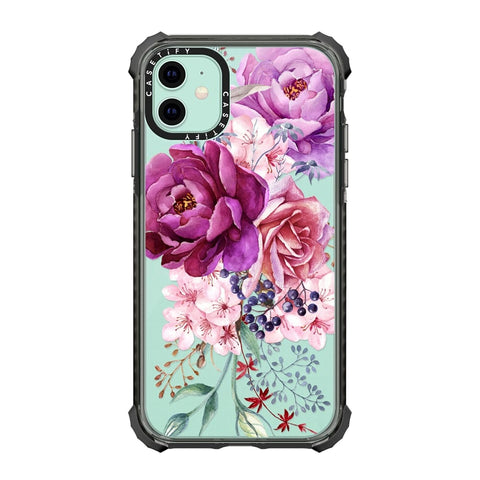 Casetify Floral Phone Case