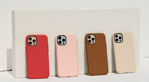 Casetify Leather Phone Cases