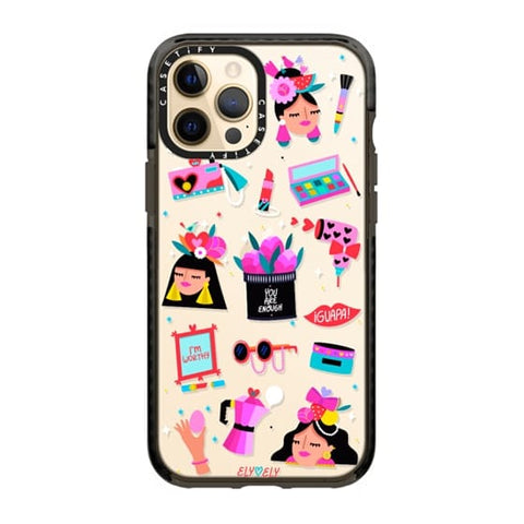 Casetify Nia Beauty by Ely Ely Phone Case