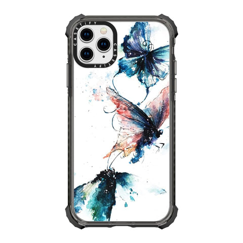 Casetify Watercolor Butterfly Photo Case