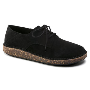 Gary Suede Leather Narrow