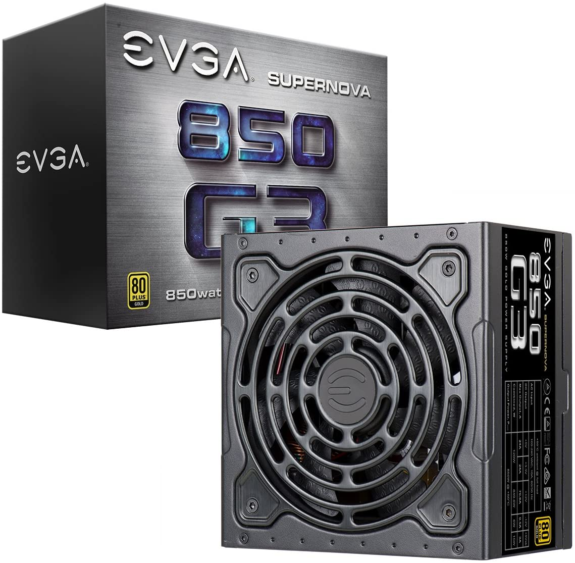 EVGA GeForce RTX 3080 XC3 ULTRA GAMING BACKORDER + EVGA SuperNOVA 850W PSU BUNDLE BACKORDER
