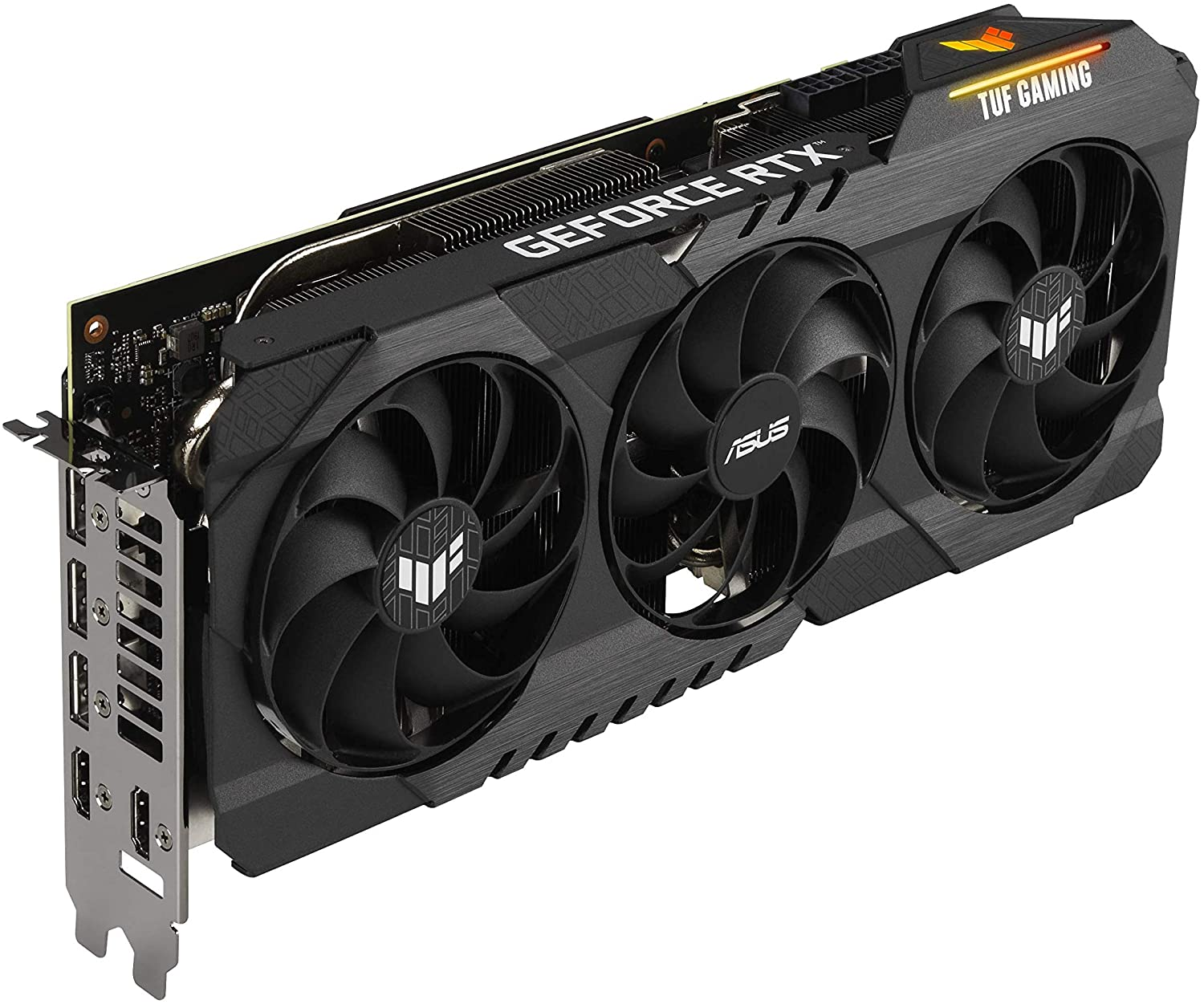 ASUS GeForce RTX 3080 10GB TUF OC BACKORDER