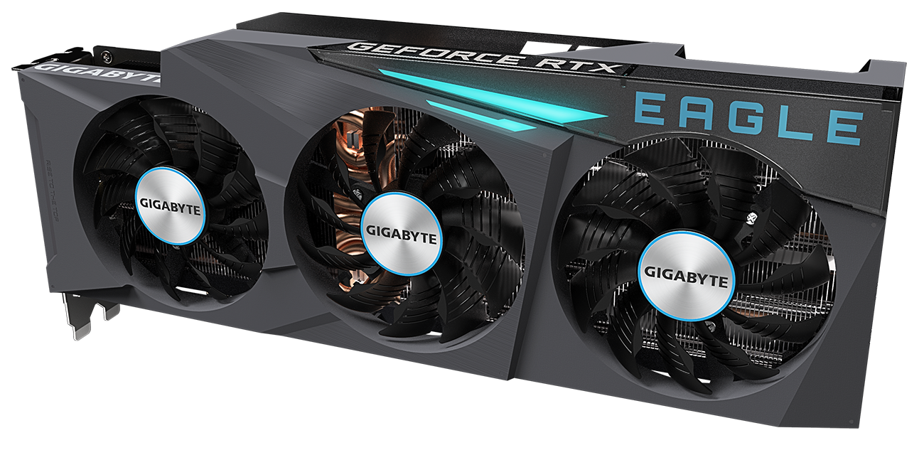Gigabyte NVIDIA GeForce RTX™ 3080 EAGLE OC 10G BACKORDER
