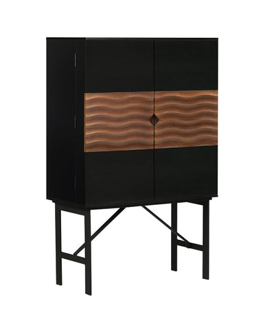 Swell Bar Cabinet
