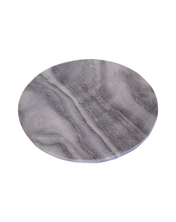 Grey Marble Lazy Susan
