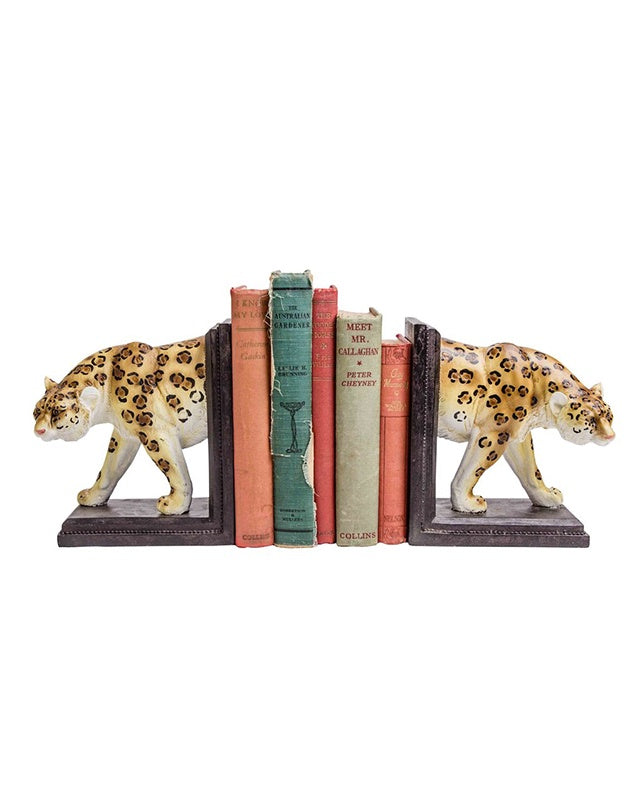 Jungla Jaguar Bookends