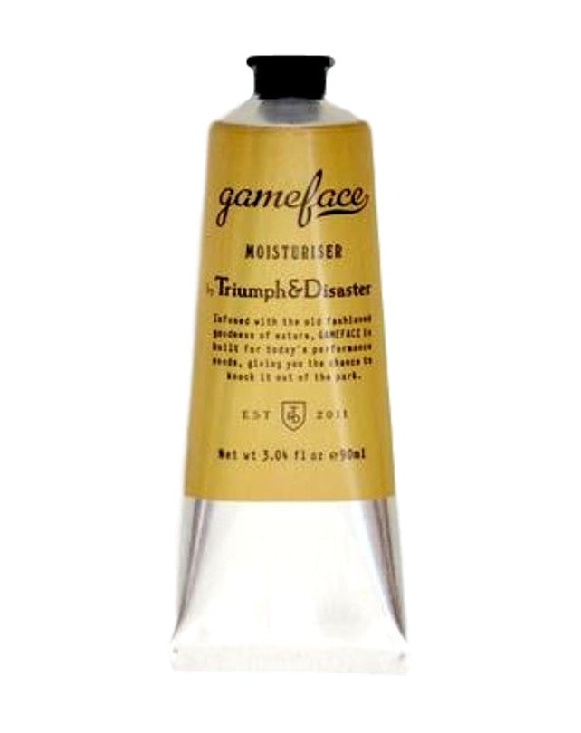 Gameface Moisturiser 90ml Tube