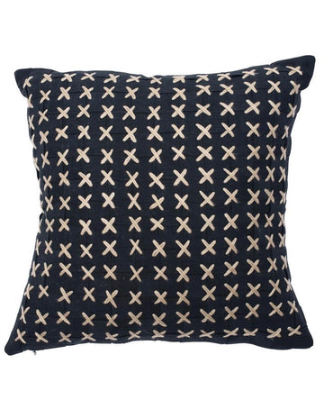 Flette Cushion 50x50 Black