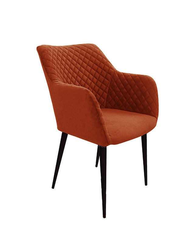 Sienna Dining Chair (Rust)