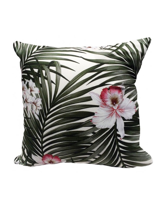 Tropical Palm Cushion 50x50