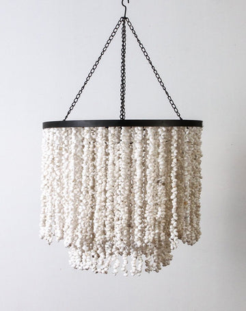 Mykonos Shell Chandelier