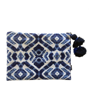 Tropic Tribe Clutch