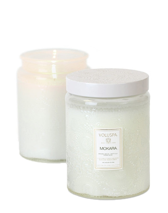 Voluspa Mokara Candle 453g Jar