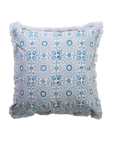 Burleigh Wisteria Cushion 50x50