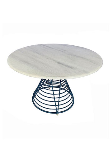 Naki Round Dining Table