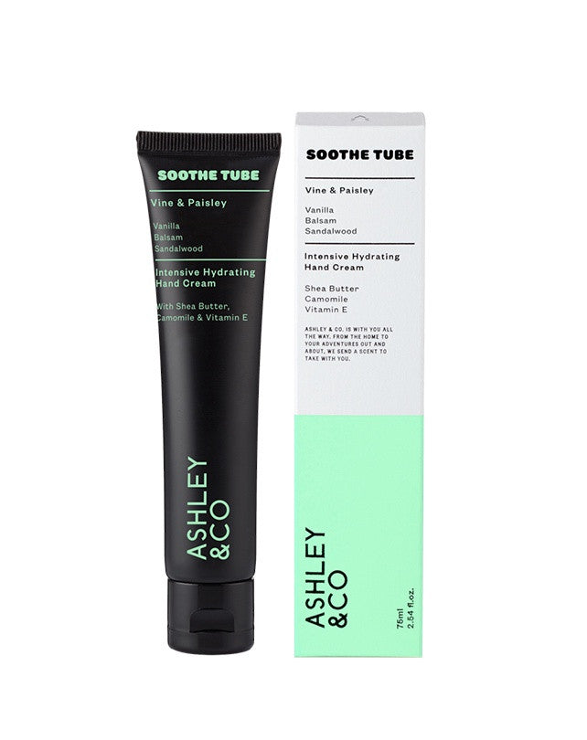 Soothe Tube - Vine & Paisley
