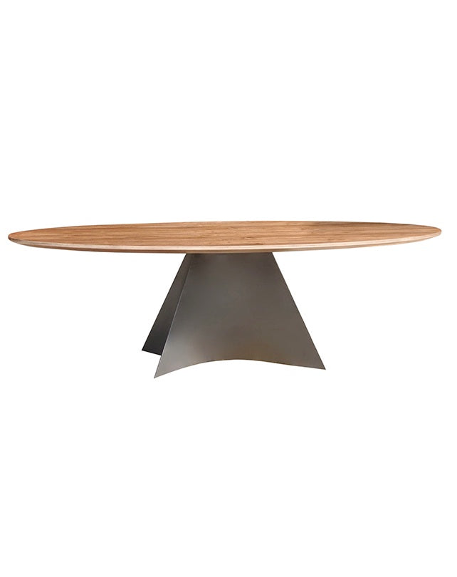 Tao Oval Dining Table